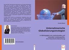 Couverture de Unternehmerische Globalisierungsstrategien