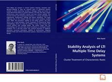 Capa do livro de Stability Analysis of LTI Multiple Time Delay Systems