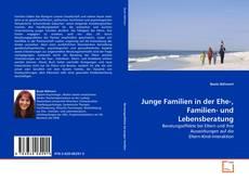 Buchcover von Junge Familien in der Ehe-, Familien- und Lebensberatung