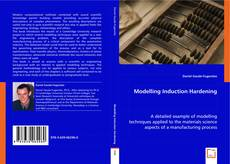 Capa do livro de Modelling Induction Hardening