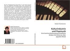 Kulturindustrie und Popmusik的封面