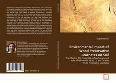 Buchcover von Environmental Impact of Wood Preservative Leachates on Soil