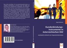 Kundenbindungsinstrumente in österreichischen EKZ的封面