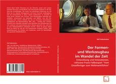 Buchcover von Der Formen- und Werkzeugbau im Wandel der Zeit
