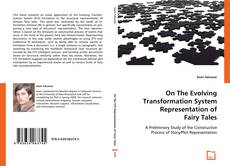 Buchcover von On The Evolving Transformation System Representation of Fairy Tales