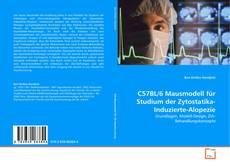 Portada del libro de C57BL/6 Mausmodell für Studium der Zytostatika-Induzierte-Alopezie
