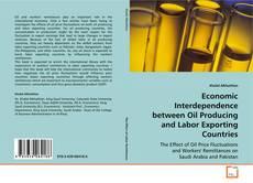 Portada del libro de Economic Interdependence between Oil Producing and Labor Exporting Countries