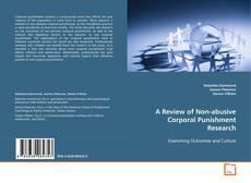 Copertina di A Review of Non-abusive Corporal Punishment Research