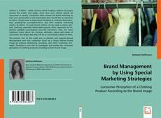 Capa do livro de Brand Management by Using Special Marketing Strategies