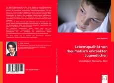 Portada del libro de Lebensqualität von rheumatisch erkrankten Jugendlichen