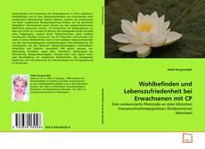 Buchcover von Wohlbefinden und Lebenszufriedenheit bei Erwachsenen mit CP