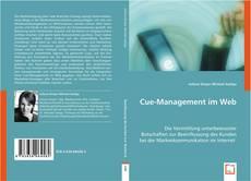 Buchcover von Cue-Management im Web