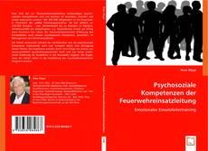Buchcover von Psychosoziale Kompetenzen der Feuerwehreinsatzleitung