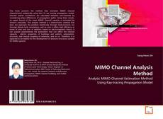 Bookcover of MIMO Channel Analysis Method