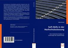 Portada del libro de Soft-Skills in der Hochschulzulassung