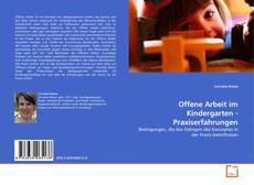 Buchcover von Offene Arbeit im Kindergarten - Praxiserfahrungen