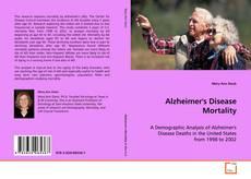 Capa do livro de Alzheimer's Disease Mortality