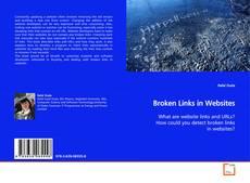 Bookcover of Broken Links in Websites