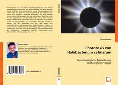 Buchcover von Phototaxis von Halobacterium salinarum