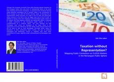 Capa do livro de Taxation without Representation?