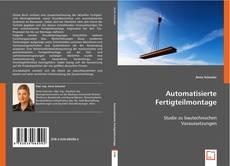 Bookcover of Automatisierte Fertigteilmontage