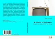 Buchcover von Rundfunk in Schweden