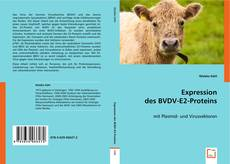 Bookcover of Expression des BVDV-E2-Proteins