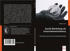 Capa do livro de Social Marketing als Unternehmenschance