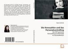 Capa do livro de Die Kennzahlen und das Personalcontrolling