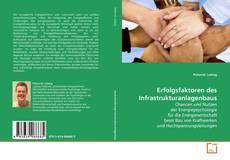 Buchcover von Erfolgsfaktoren des Infrastrukturanlagenbaus
