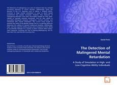 Portada del libro de The Detection of Malingered Mental Retardation