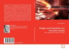 Capa do livro de Design und Evaluation von Pervasive Games