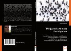 Обложка Inequality and Civic Participation