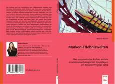 Buchcover von Marken-Erlebniswelten
