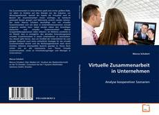 Copertina di Virtuelle Zusammenarbeit in Unternehmen