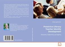 Обложка Preservice Literacy Teacher Identity Development