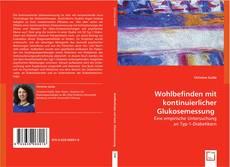 Buchcover von Wohlbefinden mit kontinuierlicher Glukosemessung