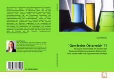 Bookcover of 'Gen-freies Österreich'?!
