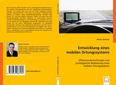 Bookcover of Entwicklung eines mobilen Ortungssystems