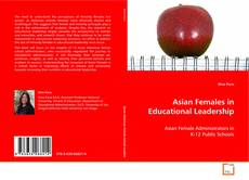 Capa do livro de Asian Females in Educational Leadership