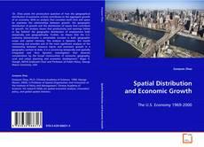Portada del libro de Spatial Distribution and Economic Growth