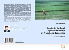 Portada del libro de Gender in the Rural Agricultural Sector of Transitional Economies