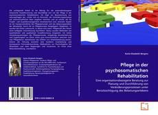 Portada del libro de Pflege in der psychosomatischen Rehabilitation