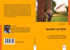 Bookcover of Speakin' out Blak