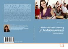 Buchcover von Demokratische Erziehung im Berufsbildungsbereich