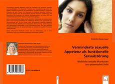 Portada del libro de Verminderte sexuelle Appetenz als funktionelle Sexualstörung