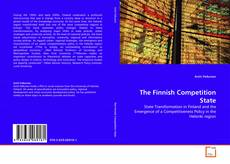 Portada del libro de The Finnish Competition State