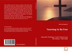 Bookcover of Yearning To Be Free