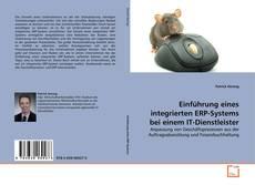 Einführung eines integrierten ERP-Systems bei einem IT-Dienstleister kitap kapağı