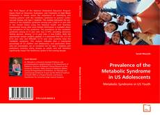Prevalence of the Metabolic Syndrome in US Adolescents的封面